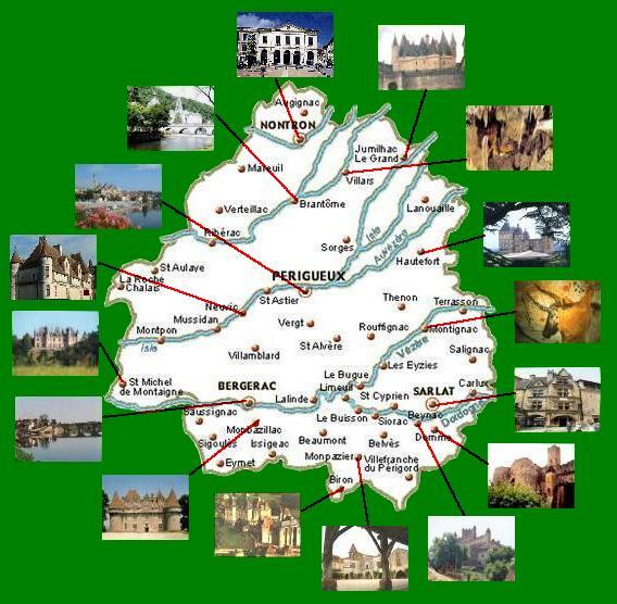 Dordogne perigord guide annuaire tourisme nontron balades - Office de tourisme de dordogne ...